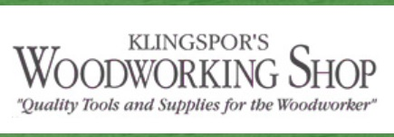 Klingspor Woodworking Shop-logo